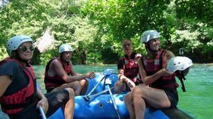Rafting-Omis-Rafting down Cetina River, Omis-3