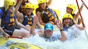 Rafting-Rotorua-Grade 5 White Water Rafting on the Kaituna River-3
