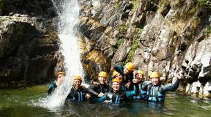 Canyoning-Fort William-Nathrach Canyon in Fort William-1