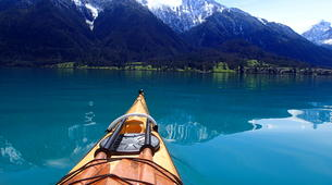 Kayaking-Interlaken-Kayaking tour on Lake Brienz, Interlaken-5