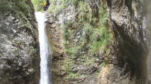 Canyoning-Breil-sur-Roya-La Bollène canyon near Nice-3