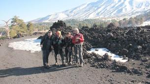 Hiking / Trekking-Mount Etna-Guided Hiking Trip Up Mount Etna-7