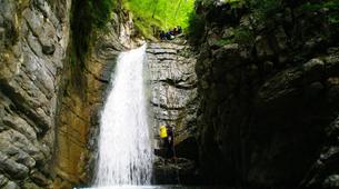 Canyoning-Breil-sur-Roya-La Bollène canyon near Nice-4