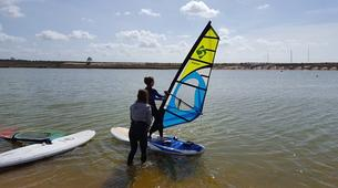 Windsurf-La Tranche sur Mer-Initiation au Windsurf à La Tranche sur Mer-5
