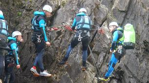Via Ferrata-Fort William-Via ferrata excursion in Kinlochleven near Fort William-1