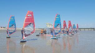 Windsurf-La Tranche sur Mer-Initiation au Windsurf à La Tranche sur Mer-8