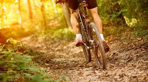 Mountain bike-Athens-Mountain bike tours in Hymettus Mountain, Athens-1