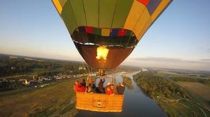 Hot Air Ballooning-Tours-Hot air balloon flight in Chaumont-sur-Loire, Loire Valley-6