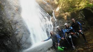 Canyoning-Fort William-Nathrach Canyon in Fort William-2