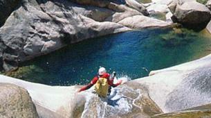 Canyoning-Bavella-Canyon de la Purcaraccia à Bavella, Corse-2