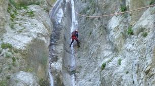 Canyoning-Riserva Naturale Orientata Bosco di Malabotta-Alcantara Gorge Canyon in Sicily-3
