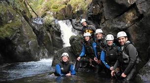 Canyoning-Fort William-Nathrach Canyon in Fort William-6