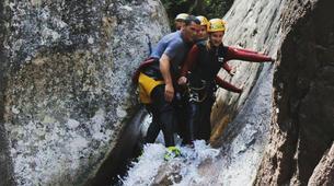 Canyoning-Bavella-Pulischellu Canyon in Bavella, Corsica-2