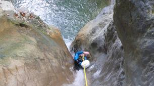 Canyoning-Annecy-Canyon d'Angon à Talloires, près d'Annecy-10