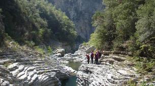 Canyoning-Breil-sur-Roya-Canyon de la Maglia à proximité de Nice-1