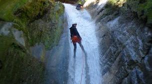 Canyoning-Riserva Naturale Orientata Bosco di Malabotta-Alcantara Gorge Canyon in Sicily-2