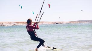 Kitesurf-Langebaan-Group kitesurfing lessons in Langebaan, South Africa-1