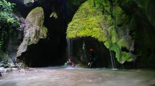 Canyoning-Breil-sur-Roya-Canyon de la Maglia à proximité de Nice-2