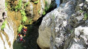 Canyoning-Marbella-Guadalmina Canyon near Marbella-2