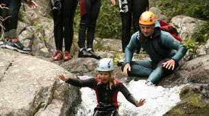 Canyoning-Ardèche-Canyon dans les Gorges de la Borne, Ardèche-6