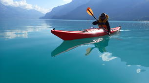 Kayaking-Interlaken-Kayaking tour on Lake Brienz, Interlaken-3