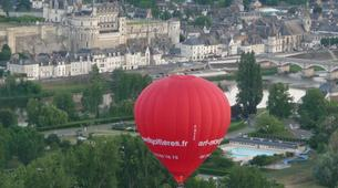 Hot Air Ballooning-Tours-Hot air balloon flight in Amboise, Touraine-3