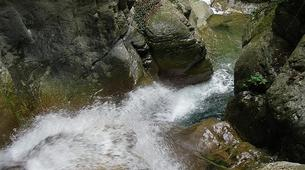 Canyoning-Breil-sur-Roya-Canyon of Carléva near Nice-4