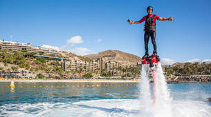 Flyboard / Hoverboard-Puerto Rico, Gran Canaria-Flyboard sessions in Anfi del Mar, Gran Canaria-1