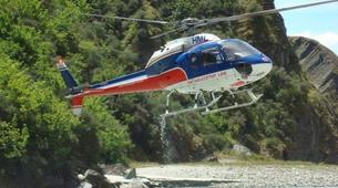 Helicopter tours-Queenstown-Jet boating and helicopter ride combo in Queenstown-2