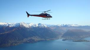 Helicopter tours-Queenstown-Jet boating and helicopter ride combo in Queenstown-1