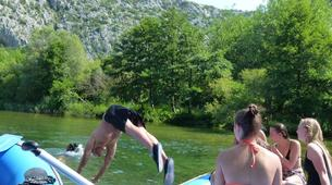 Rafting-Omis-Rafting down Cetina River, Omis-6