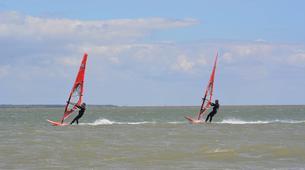 Windsurf-La Tranche sur Mer-Initiation au Windsurf à La Tranche sur Mer-9