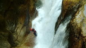 Canyoning-Laruns-Canyon du Gourzy dans la Vallée d'Ossau, Laruns-1