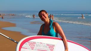 Stand Up Paddle-Costa da Caparica-Stand up paddle sessions in Costa da Caparica-5
