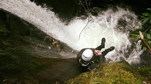Canyoning-Fort William-Nathrach Canyon in Fort William-4