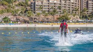 Flyboard / Hoverboard-Puerto Rico, Gran Canaria-Flyboard sessions in Anfi del Mar, Gran Canaria-2