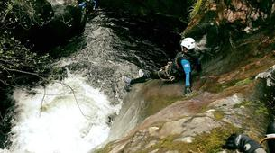 Canyoning-Fort William-Nathrach Canyon in Fort William-5