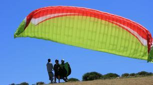 Paragliding-Madrid-Tandem paragliding near Madrid-4