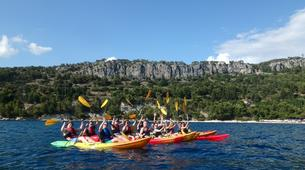 Sea Kayaking-Split-Sea kayaking tour in Split-3