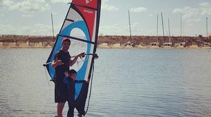 Windsurf-La Tranche sur Mer-Initiation au Windsurf à La Tranche sur Mer-7