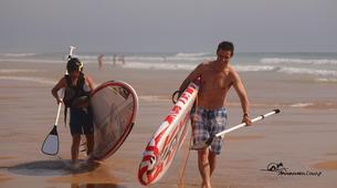 Stand Up Paddle-Costa da Caparica-Stand up paddle sessions in Costa da Caparica-1