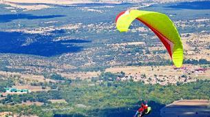 Paragliding-Madrid-Tandem paragliding near Madrid-6