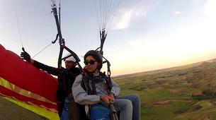 Paragliding-Madrid-Tandem paragliding near Madrid-2