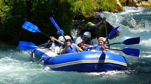 Rafting-Omis-Rafting down Cetina River, Omis-5