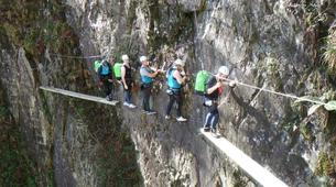 Via Ferrata-Fort William-Via ferrata excursion in Kinlochleven near Fort William-6