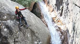 Canyoning-Bavella-Pulischellu Canyon in Bavella, Corsica-1
