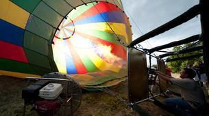 Hot Air Ballooning-Tours-Hot air balloon flight in Chaumont-sur-Loire, Loire Valley-1