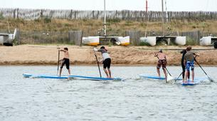 Stand Up Paddle-La Tranche sur Mer-Sessions Stand Up Paddle à La Tranche sur Mer-4