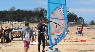 Windsurf-La Tranche sur Mer-Initiation au Windsurf à La Tranche sur Mer-10