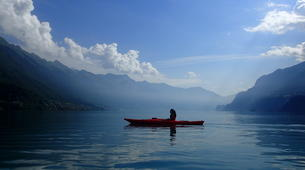 Kayaking-Interlaken-Kayaking tour on Lake Brienz, Interlaken-4